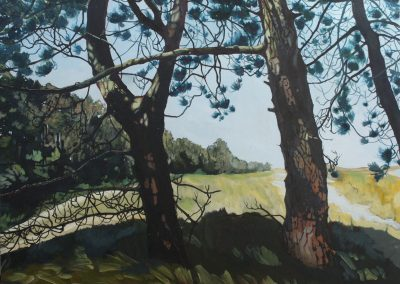 norfolk art for sale limited edition print Norfolk landscape art