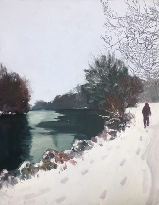 The Search III by Claire Cansick