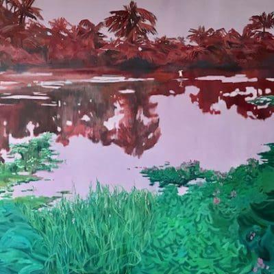 Garuda Lagoon Claire Cansick