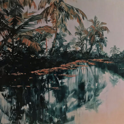 Kochi Lagoon Claire Cansick