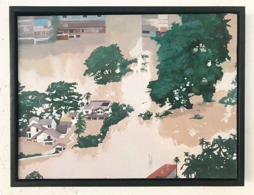 Kerala Flood II detail
