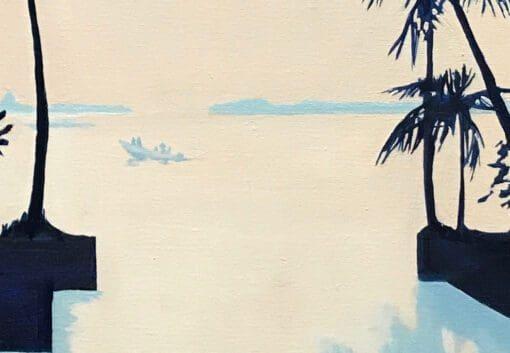 Gateway to the Arabian Sea detail 1